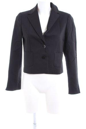 Max & Co. Kurz-Blazer schwarz Business-Look