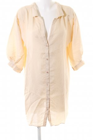 Max & Co. Kurzarm-Bluse creme Casual-Look
