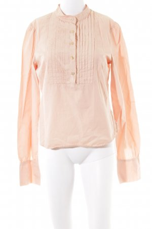 Max & Co. Langarm-Bluse apricot Casual-Look