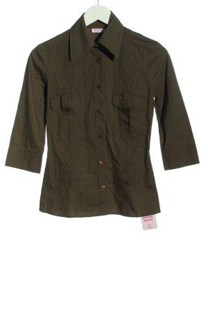 Max & Co. Long Sleeve Shirt khaki casual look