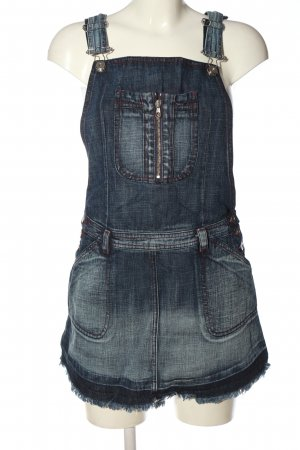 Max & Co. Overgooier overall rok blauw casual uitstraling