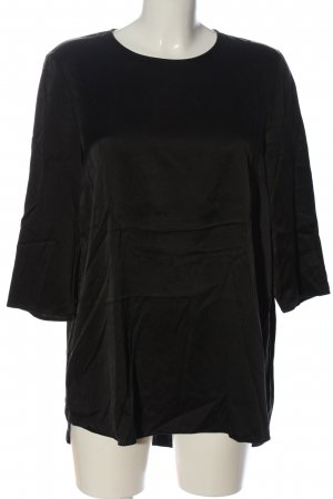 Max & Co. Long-Bluse schwarz Casual-Look