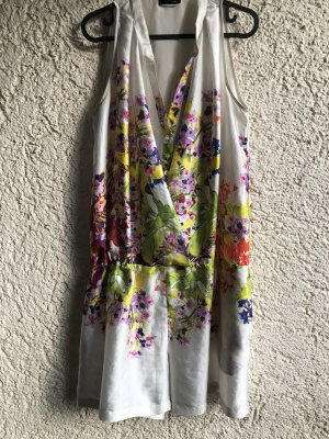 Max & Co. Midi Dress multicolored silk