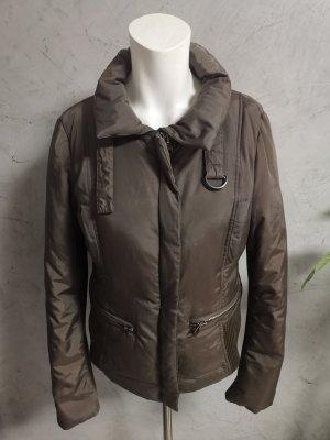 Max & Co. Winter Jacket black brown mixture fibre