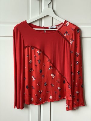 Cut Out Top red