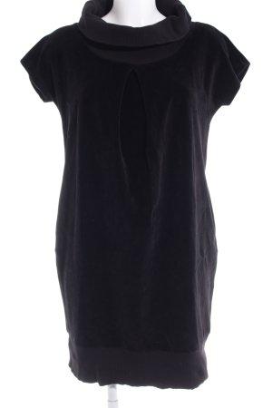 Max & Co. Pulloverkleid schwarz Casual-Look