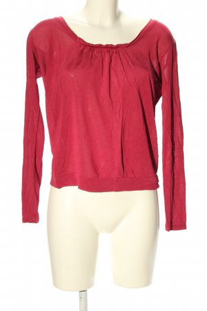 Max & Co. Schlupf-Bluse rot Casual-Look
