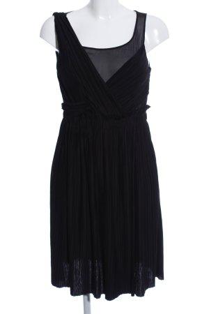 Max & Co. schulterfreies Kleid schwarz Elegant
