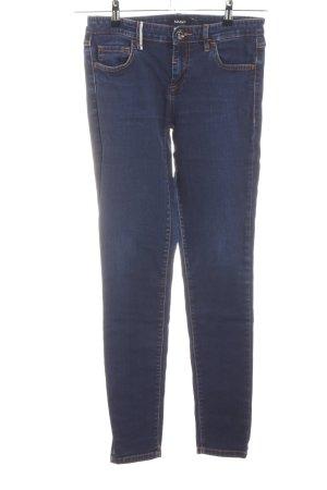 Max & Co. Skinny Jeans blau Casual-Look