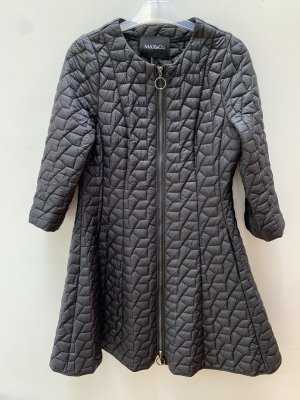 Max & Co. Quilted Coat black polyamide