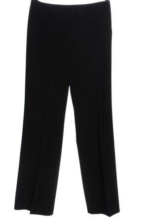 Max & Co. Pantalone jersey nero stile casual