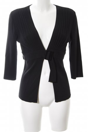 Max & Co. Strick Cardigan schwarz Casual-Look