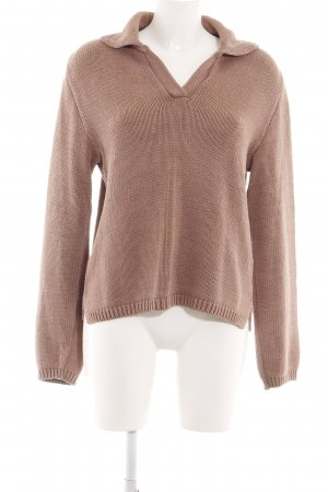 Max & Co. Knitted Sweater nude casual look