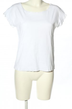 Max & Co. T-Shirt weiß Casual-Look