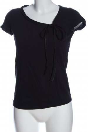 Max & Co. T-Shirt schwarz Casual-Look
