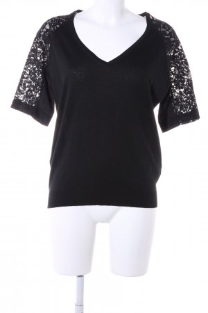 Max & Co. Camiseta negro look casual