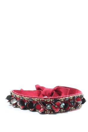 Max & Co. Waist Belt pink glittery
