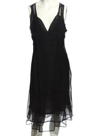 Max & Co. Trägerkleid schwarz Elegant