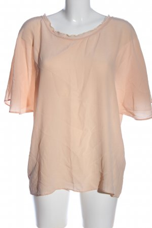 Max & Co. Transparenz-Bluse nude Casual-Look