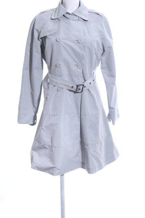 Max & Co. Trenchcoat gris clair style décontracté