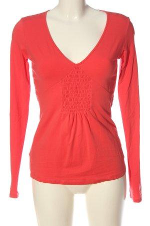 Max & Co. V-Neck Shirt pink elegant