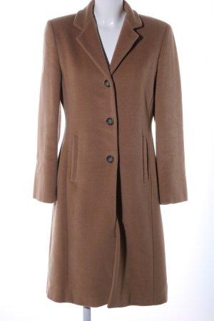 Max & Co. Abrigo de lana marrón look casual
