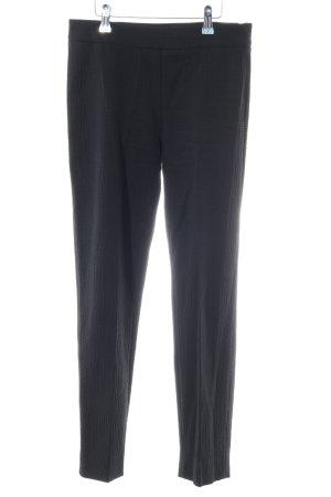 Max Mara Pantalón de vestir negro estilo «business»