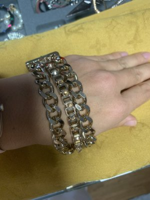 Max Mara Bracelet gold-colored