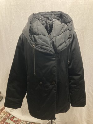 Max Mara Down Jacket black