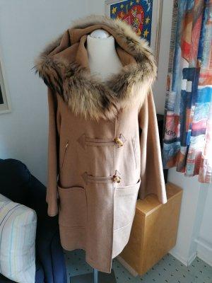 Max Mara Studio Duffle-coat chameau