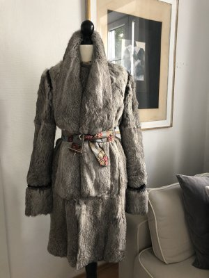 Max Mara gucci matthew williamson fellmantel teddymantel neu Pelzmantel