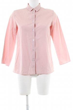 Max Mara Hemd-Bluse pink Business-Look