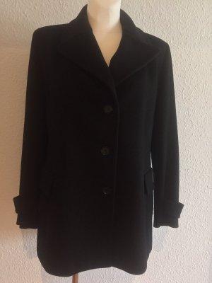 'S MaxMara Wełniany sweter czarny