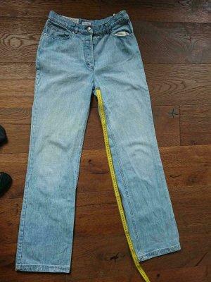 Max Mara Jeans a gamba dritta azzurro