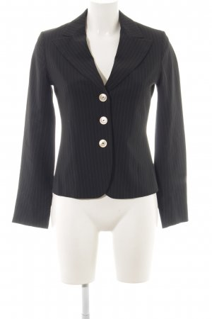 Max Mara Jerseyblazer schwarz Business-Look