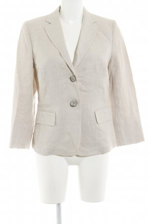 Max Mara Kurz-Blazer altrosa Business-Look