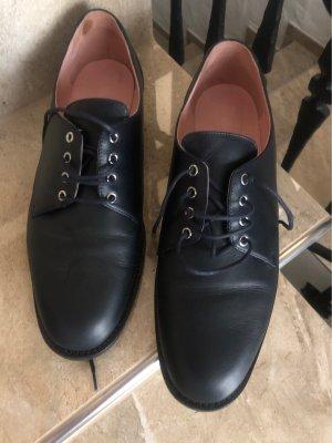 Max Mara Leder Schuhe