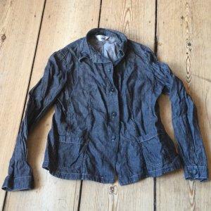 Max Mara Giacca-camicia antracite