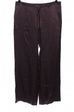 Max Mara Marlene Trousers bronze-colored extravagant style