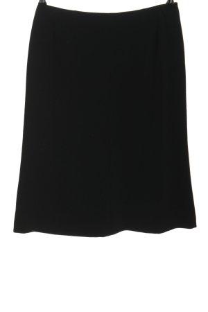 Max Mara Spódnica midi czarny W stylu biznesowym