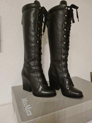 Max Mara neu Leder Stiefel Gr.37