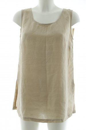 Max Mara Seidenbluse creme Business-Look