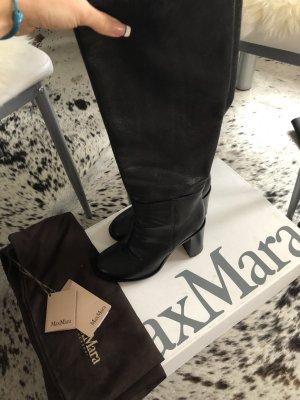 Max Mara Stiefel Leder Gr.38