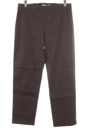 Max Mara Jersey Pants grey brown cotton