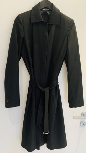 Max Mara Trench Coat black