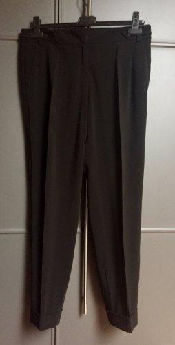 Weekend Max Mara Pleated Trousers black
