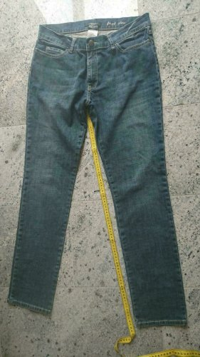 Weekend Max Mara Straight Leg Jeans blue