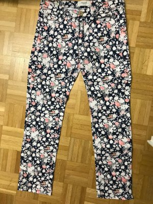 Max Mara Weekend Jeans Grösse 40; aussergewöhnliches Muster