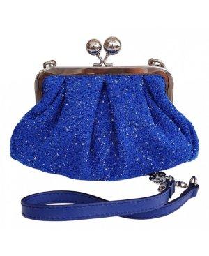 Max Mara Weekend Pasticcino Tasche blau Tweet