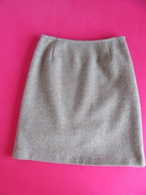 Max Mara Wool Skirt multicolored new wool